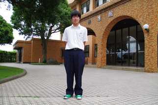 津奈木中学校