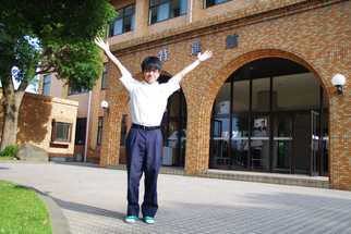 山野中学校