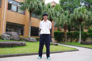 湯浦中学校