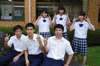 米ノ津中学校