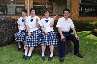 高尾野中学校