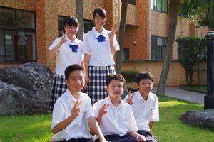 特進課程 H29在校生の声 米ノ津中学校