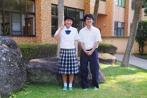 大川内中学校