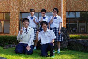 特進課程 H29在校生の声 高尾野中学校
